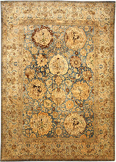 A Persian Tabriz rug BB4034