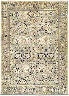A Persian Tabriz rug BB2949