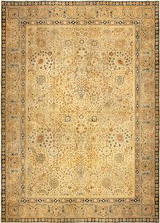 A Persian Tabriz Rug BB4938