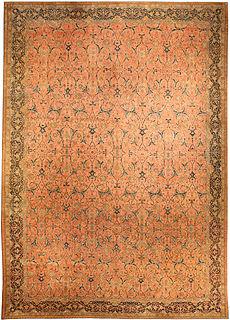 A Persian Tabriz rug BB3376