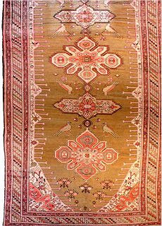A Russian Karabagh carpet