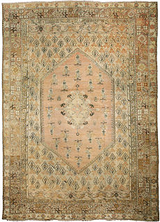 A Turkish Ghiordes rug BB0921