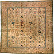 A Turkish Hereke rug BB4569