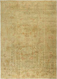 A Turkish Oushak carpet BB2860