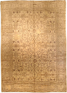 A Turkish Oushak rug BB3018