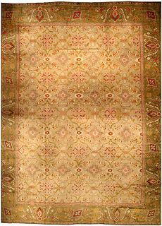 A Turkish Oushak rug BB4525