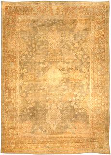 A Turkish Oushak rug BB4641
