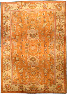 A Turkish Oushak rug BB4425