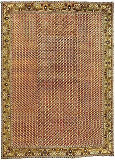 A Turkish Oushak carpet BB3331