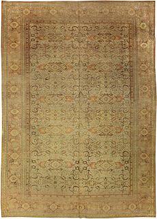 Turkish Silk Rug BB5324