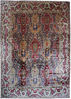 A Turkish rug BB1122