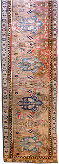 A 16th Century Cairene Runner (size adjusted) BB3081