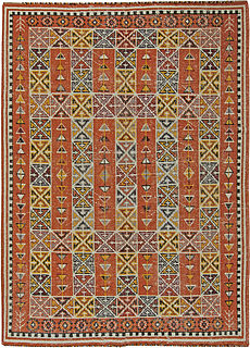 A Moroccan rug BB5507