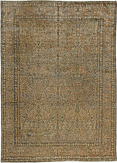 A Persian Kirman rug BB5525