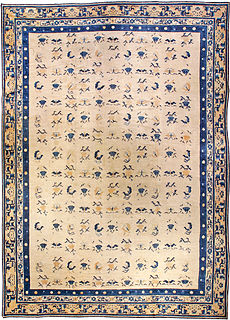 A Chinese carpet BB3574