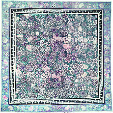 A Chinese carpet BB2845