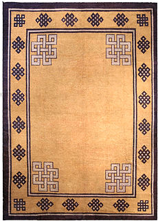 A Chinese Rug BB4146
