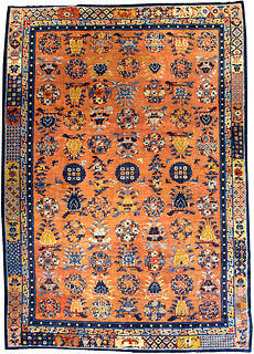 A Chinese rug BB3903