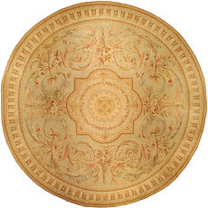 A French Aubusson carpet BB0135
