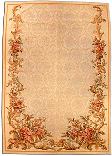 A French Aubusson rug BB2930