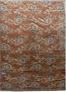 A French Aubusson rug BB0639