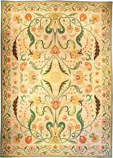 A Portuguese Needlework rug BB3929