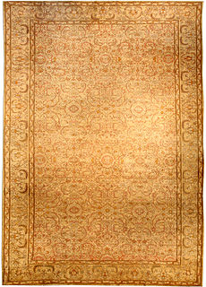 An Indian Amritsar rug BB4071