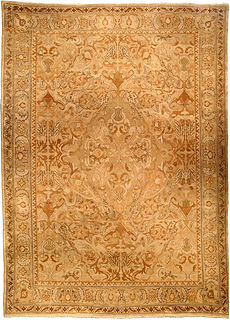 An Indian Amritsar carpet BB4221