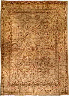 An Indian Amritsar carpet BB4269