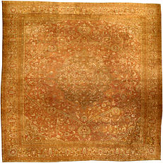 An Indian Amritsar rug BB4466