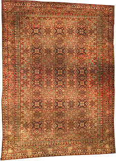 An Indian Amritsar carpet BB1892
