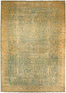 BB4855 An Indian Rug
