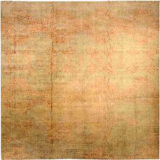 An Indian Cotton Agra carpet BB3066
