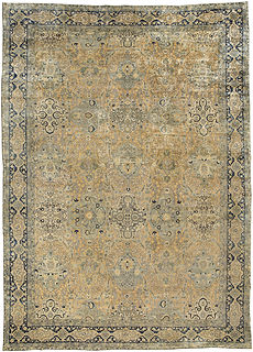 An Indian carpet BB3581