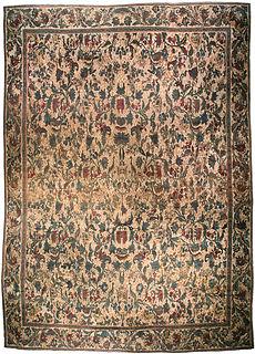 An Indian Carpet BB0920