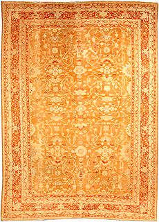 An Indian rug BB3888