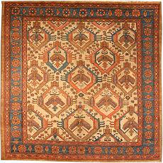 A Persian Bakshaish rug BB3909