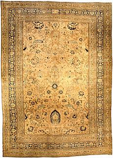 A Persian Khorassan rug BB3678