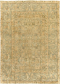 A Persian Kirman rug BB2355
