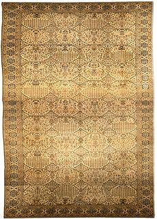 A Persian Kirman rug BB3121