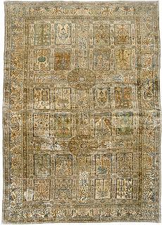 A Persian Kirman carpet BB3486