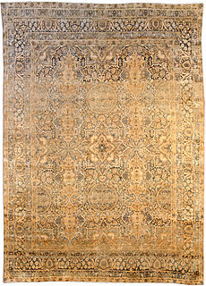 A Persian Kirman rug BB3884