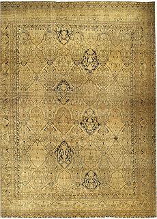 A Persian Kirman carpet BB4248
