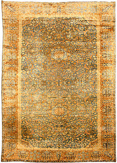 A Persian Kirman carpet BB2625
