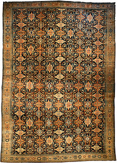 A Persian Malayer rug BB0694