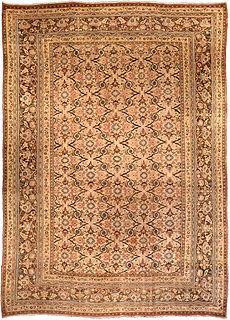 A Persian Meshad rug BB1939