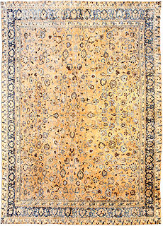 A Persian Meshad carpet