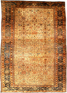 A Persian Sultanabad rug BB0472