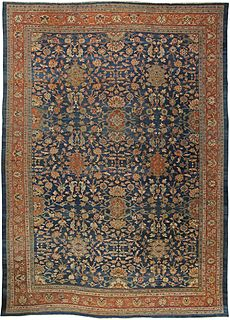 A Persian Sultanabad Rug BB0536