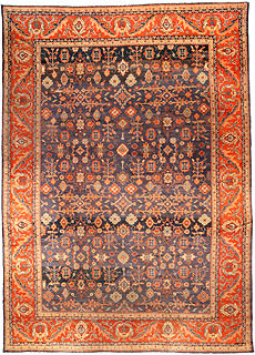 A Persian Sultanabad carpet BB1742